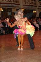 Peter Stokkebroe & Kristina Stokkebroe at Blackpool Dance Festival 2004