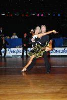 Peter Stokkebroe & Kristina Stokkebroe at The Imperial Championships