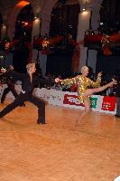 Peter Stokkebroe & Kristina Stokkebroe at World Masters 2007