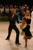 Peter Stokkebroe & Kristina Stokkebroe at UK Open 2004