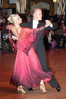 Robert Hoefnagel & Silke Hoefnagel at Blackpool Dance Festival 2004