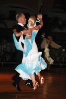 Robert Hoefnagel & Silke Hoefnagel at Dutch Open 2004