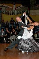 Robert Hoefnagel & Silke Hoefnagel at Dutch Open 2007