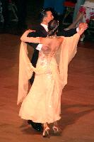 Victor Fung & Anna Mikhed at Blackpool Dance Festival 2004