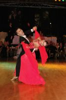 Victor Fung & Anna Mikhed at Dutch Open 2005