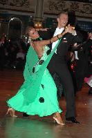 Dmytro Vlokh & Olga Urumova at Blackpool Dance Festival 2004