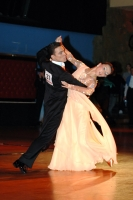 Benedetto Ferruggia & Claudia Köhler at English Open Championships