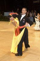 Alexei Galchun & Tatiana Demina at UK Open 2006