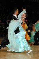 Simone Segatori & Annette Sudol at International Championships 2005