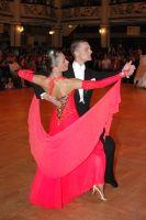 Nikolai Darin & Ekaterina Fedotkina at Blackpool Dance Festival 2005