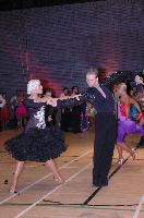 Cedric Meyer & Angelique Meyer at The International Championships