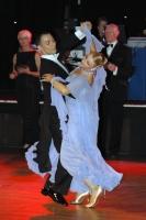Daniele Gallaro & Kimberly Taylor at English Open Championships