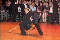 Eugene Katsevman & Maria Manusova at Blackpool Dance Festival 2004