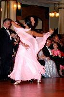 Anton Du Beke & Erin Boag at Blackpool Dance Festival 2004