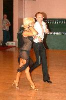 Alex Ivanets & Lisa Bellinger-Ivanets at Bournemouth Summer Festival