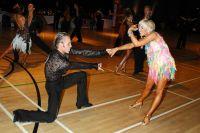 Alex Ivanets & Lisa Bellinger-Ivanets at The International Championships