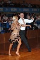 Alex Ivanets & Lisa Bellinger-Ivanets at English Open Championships