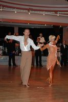 Alex Ivanets & Lisa Bellinger-Ivanets at Bournemouth Summer Festival 2005