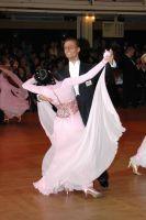 Andrea Zaramella & Letizia Ingrosso at Blackpool Dance Festival 2005
