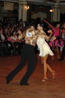 Sergey Sourkov & Agnieszka Melnicka at Blackpool Dance Festival 2005