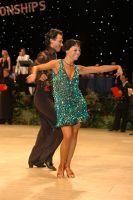 Sergey Sourkov & Agnieszka Melnicka at UK Open 2006