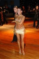 Evgeni Smagin & Rachael Heron at Imperial 2005