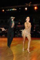 Evgeni Smagin & Rachael Heron at Dutch Open 2005