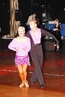 Martyn Long & Elaine Long at UK Open Ten Dance Championships