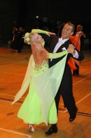 Richard Funnell & Jenny Funnell at International Championships 2005