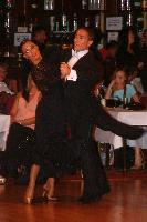 Vincent Simone & Flavia Cacace at Bournemouth Summer Festival