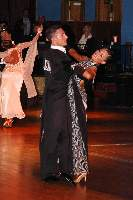 Vincent Simone & Flavia Cacace at