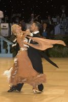 Roberto Villa & Morena Colagreco at UK Open 2006