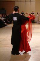 Roberto Villa & Morena Colagreco at UK Open 2004