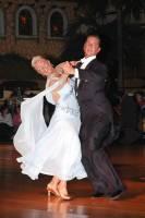 Eric Voorn & Charlotte Voorn at Dutch Open 2004