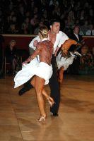 Stefano Di Filippo & Annalisa Di Filippo at The International Championships