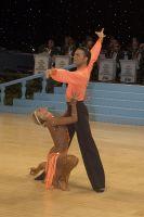 Stefano Di Filippo & Annalisa Di Filippo at UK Open 2006