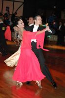 Mark Elsbury & Olga Elsbury at The Imperial Ballroom and Latin American Championships 2004
