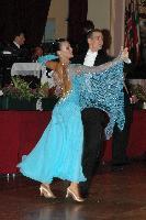 Mark Elsbury & Olga Elsbury at Blackpool Dance Festival 2004