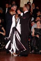 Tony Dokman & Amanda Dokman at Blackpool Dance Festival 2004