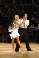 Michal Malitowski & Joanna Leunis at International Championships 2005