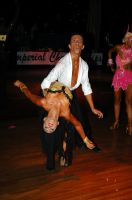 Fabio Modica & Tinna Hoffmann at The Imperial Championships