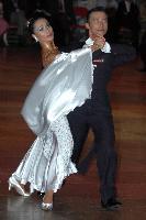 Alex Hou & Melody Hou at Blackpool Dance Festival 2004