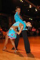 Alex Hou & Melody Hou at Dutch Open 2005