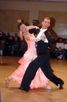 Luca Rossignoli & Veronika Haller at Celtic Classic 2005