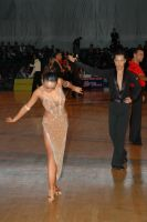 Ke Qiang Shao & Na Yang at Crystal Palace Cup 2006