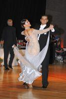 Grant Barratt-thompson & Mary Paterson at International Championships 2005