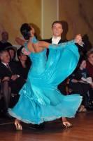 Sergei Konovaltsev & Olga Konovaltseva at Celtic Classic 2005
