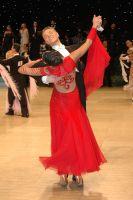 Sergei Konovaltsev & Olga Konovaltseva at UK Open 2006