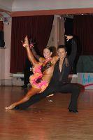Darren Bennett & Lilia Kopylova at Bournemouth Summer Festival 2005