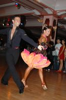 Darren Bennett & Lilia Kopylova at